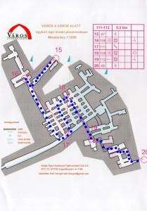 Cupa Eger 29.10.2011 - Etapa I - Harta 2